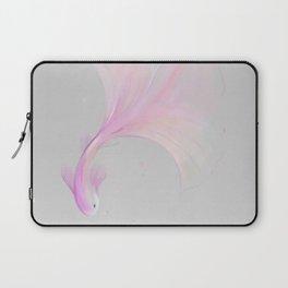 Pink Fish no 1 Laptop Sleeve