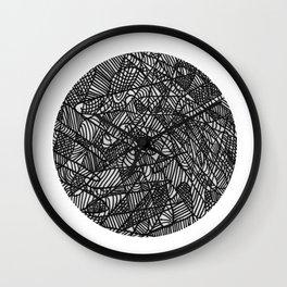 Circle Series #7 Wall Clock