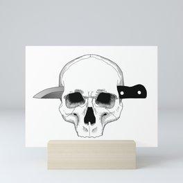 ShivHead Mini Art Print