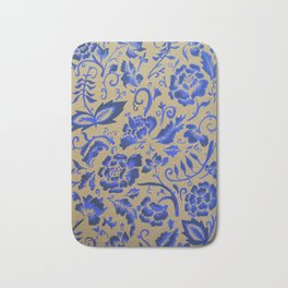 Blue Dreams Bath Mat