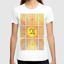 Guru/Surya (Jupiter Sun) Invocation T-shirt