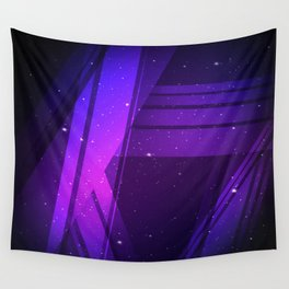 Galaxy Lines Wall Tapestry