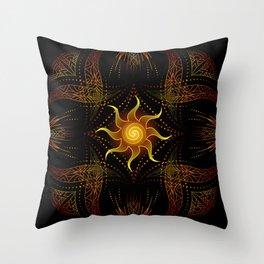 sun energy. part two Throw Pillow
