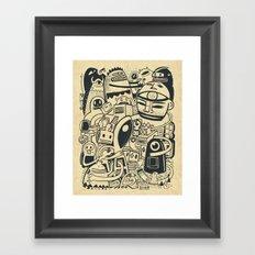 Big Framed Art Print