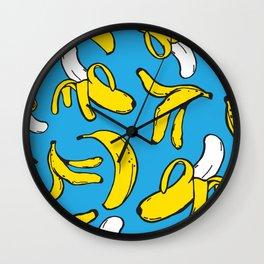 This Sh*t is BANANAS Wall Clock