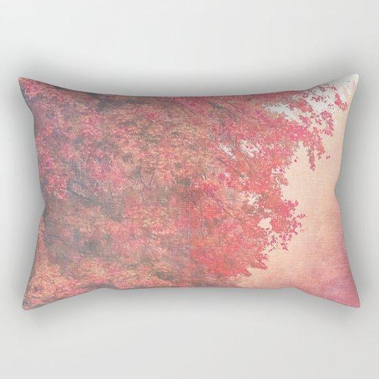 All I Am Rectangular Pillow
