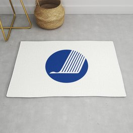 Nordic Council Flag Rug