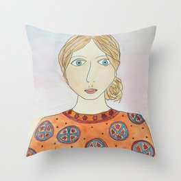 Emiline Throw Pillow