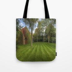 Summer Lines Tote Bag