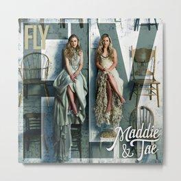 MADDIE TAE FLY TOUR DATES 2019 MAWAR Metal Print