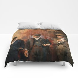 Shelby Brothers Comforters