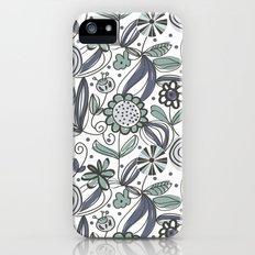 Wild garden iPhone (5, 5s) Slim Case