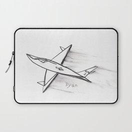 Speedy Airplane Laptop Sleeve