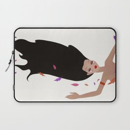 If You Walk the Footsteps of a Stranger Laptop Sleeve