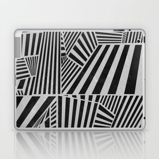 Keys Laptop & iPad Skin