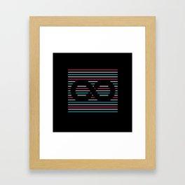 Transfinity Framed Art Print