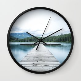 Floating Fun Wall Clock