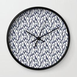 Bold + Bohemian #4 Wall Clock