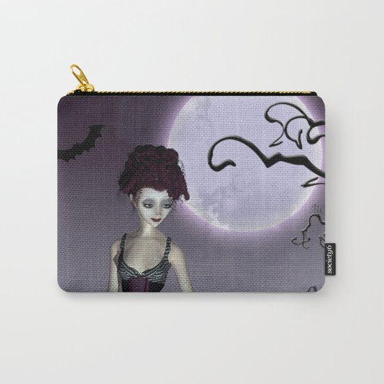 Halloween love Carry-All Pouch