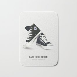 Back to the Future - Alternative Movie Poster Bath Mat