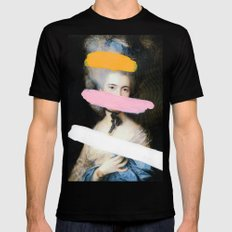 Brutalized Gainsborough 2 Mens Fitted Tee Black MEDIUM