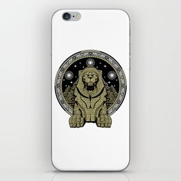 The Lion Age iPhone Skin