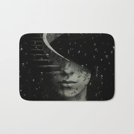 The Sudden Appearance of Hope Bath Mat