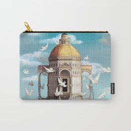 Imaginary Traveler Carry-All Pouch
