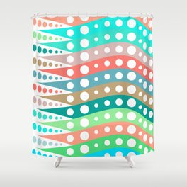 FISH NETS Shower Curtain