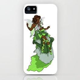 Layla Harmonix iPhone Case