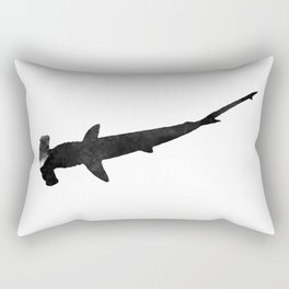 Hammerhead Shark Rectangular Pillow