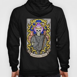 Necromancer Stained Glass Emblem Hoody