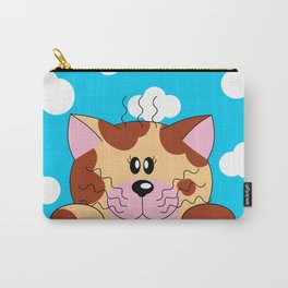 Curious cat Carry-All Pouch