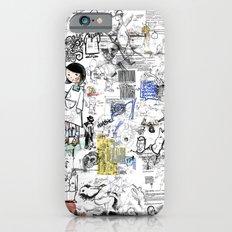 Sketches Slim Case iPhone 6s