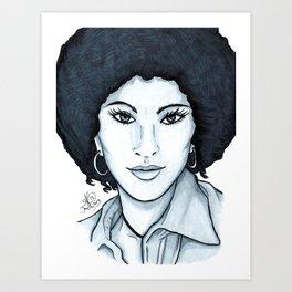 Pam Art Print