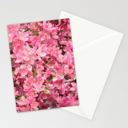 Crab Apple - Pommetier Stationery Cards