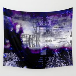 Engineering Reality Wall Tapestry