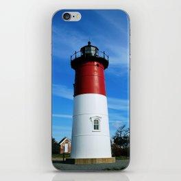 Nauset Light iPhone Skin