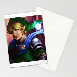 Hyrule Warriors Link Stationery Cards