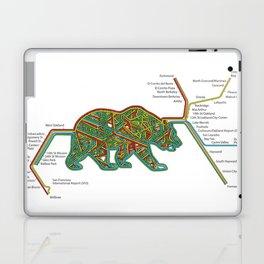 The Bear Area Laptop & iPad Skin