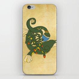 Celtic Liam Y Hygin iPhone Skin