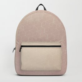 Bubbly Lady Backpack
