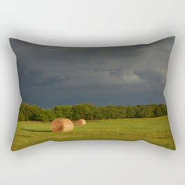 Ring Light Rectangular Pillow
