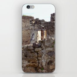 Pompeii Ancient Dwelling - 1 iPhone Skin