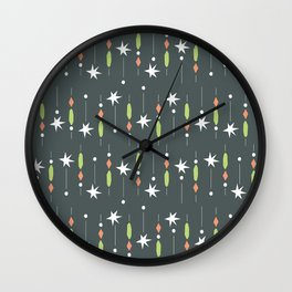 twinkle twinkle little snow Wall Clock