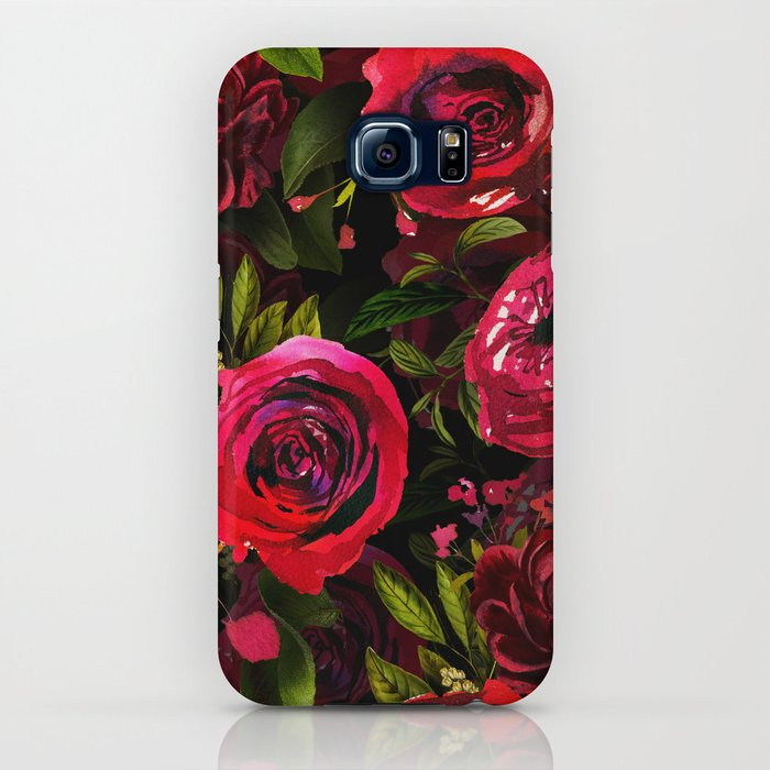 Vintage & Shabby Chic - Night Affaire VIII iPhone Case