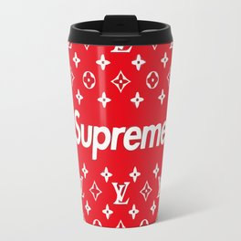 supreme LV re Travel Mug