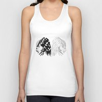 predator Tank Tops featuring Predator by Alan Coughlan