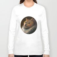 doge Long Sleeve T-shirts featuring Sir Doge by Artspell