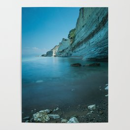 Mighty cliffs Poster